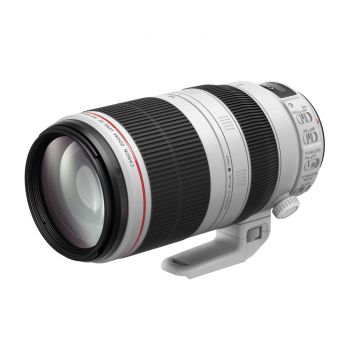 Afbeelding en informatie over Canon EF 100-400mm f/4.5-5.6L IS II USM