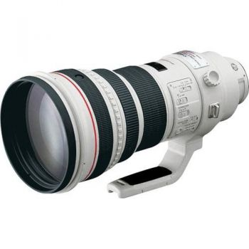 Afbeelding en informatie over Canon EF 400mm f/2.8L IS USM