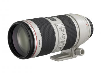 Afbeelding en informatie over Canon EF 70-200mm f/2.8L IS II USM