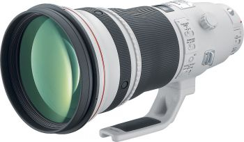 Afbeelding en informatie over Canon EF 400mm f/2.8L IS II USM