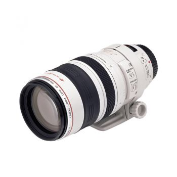 Afbeelding en informatie over Canon EF 100-400mm f/4.5-5.6L IS USM