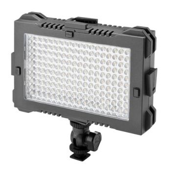 Afbeelding en informatie over F&V Z180S UltraColor Bi-color LED Video Light - 95 CRI