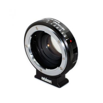 Afbeelding en informatie over Metabones Nikon G - Micro 4/3 Speed Booster