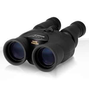 Afbeelding en informatie over Canon Binocular 18x50 IS All Weather