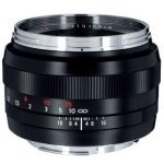 Carl Zeiss ZE Planar T* 50mm f/1.4 - Canon mount